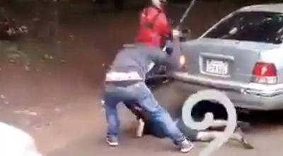 HOY / Imputan a padres de limpiavidrios golpeado en plena calle: confirman desnutrición y consumo de drogas