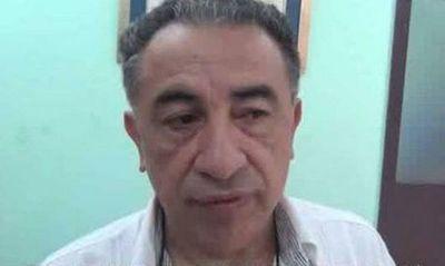 Intiman a Nelson Collar a cumplir orden del Ministerio de Salud Pública en Amambay
