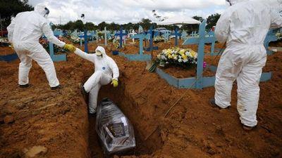 Médicos Sin Fronteras advierte que el colapso del sistema de salud en Manaos por el covid-19 provoca un efecto dominó en Amazonas