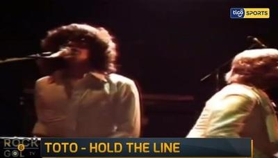 El enigmático nombre de la banda estadounidense Toto
