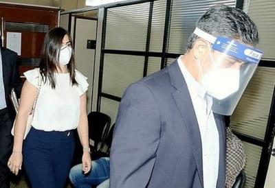 IMEDIC: Fiscalía acusó y pidió juicio oral para Justo Ferreira y su hija por contrabando
