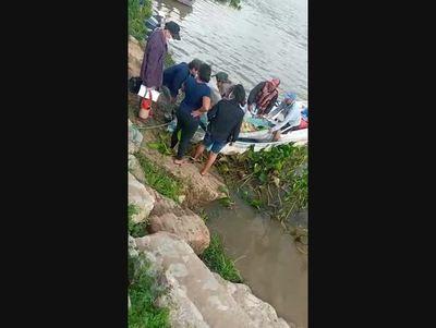 Odisea desde Puerto Pinasco para llegar a un hospital