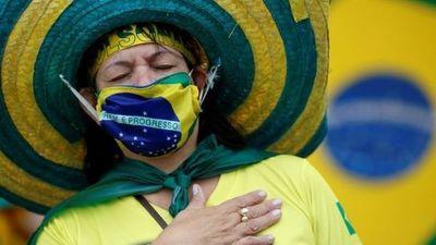 Covid-19: Brasil registra 1.316 muertes en 24 horas