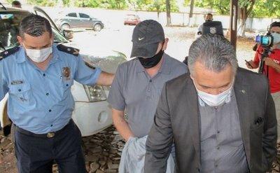 Imputan a comisario por secuestro a pareja brasileña y dictan prisión para policías