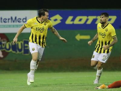 Fernando Fernández seguirá marcando goles en Guaraní