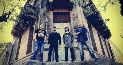 """La Nación / """"Revolución"""": el nuevo álbum de la banda de rock """"Engranaje"""", de Villarrica"""