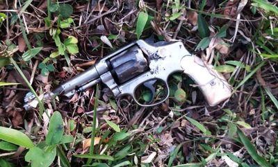 Investigan a un adolescente por gatillar contra comerciante en un intento de asalto