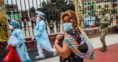 La Nación / Perú descarta postergar elecciones por segunda ola de la pandemia