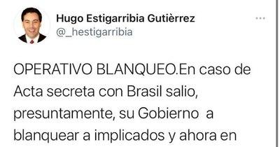 La Nación / Mismo modus operandi de blanqueo