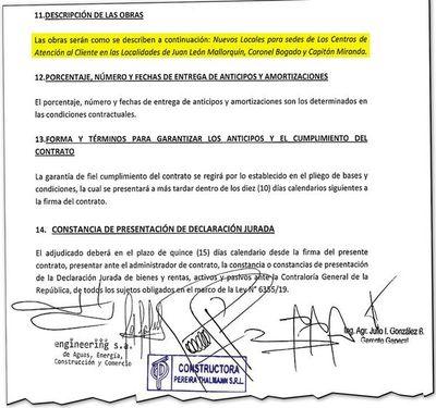 """Del apuro hasta se """"equivocaron"""" de obra en contrato del edificio del CAH"""
