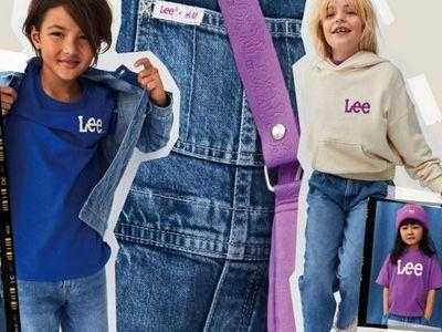 Lee y H&M presentan una colección de jeans sostenible