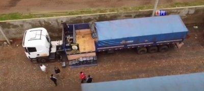 Incautan 1.500 kilos de marihuana en Alto Paraná