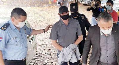 Comisario principal fue imputado por secuestro de joven pareja brasileña