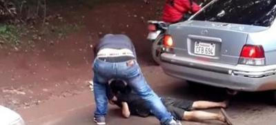 Niño golpeado y descontrol en semáforos revelan que ordenanza es inservible