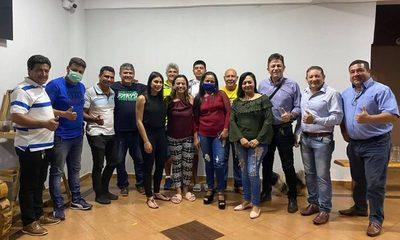 Julia Ferreira ya hace campaña para enfrentar a Roque Godoy en Franco – Diario TNPRESS