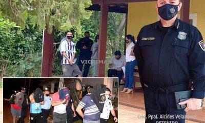 Imputan a comisario por implicancia en secuestro y extorsión a turistas – Diario TNPRESS