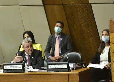 """Interpelación caso PDVSA: Con nota """"salvavidas"""" de Guaidó cayó explicación de Villamayor y siguen dudas, según Vallejo"""