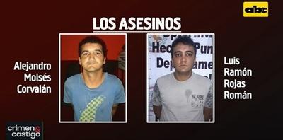 Condenan a dos hombres que mataron a joven por un celular