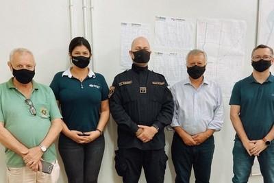 CDE y Foz de Yguazú buscan unidad para inspección de tráfico fronterizo