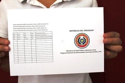 Exigen certificado internacional de vacunación para viajar a países con circulación de Fiebre Amarilla