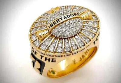 El anillo preparado para el mejor jugador de la Copa Libertadores