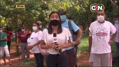 Hospital de Itauguá: Enfermos renales sin insumos