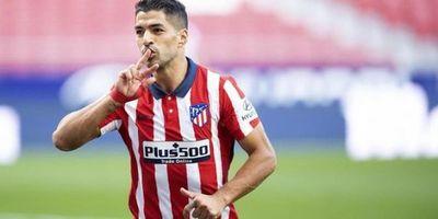 Luis Suárez, el regalo del Barça al Atlético para ganar LaLiga