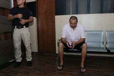 Inician ejecución de fianza real y personal por empresario procesado en el caso Ronaldinho