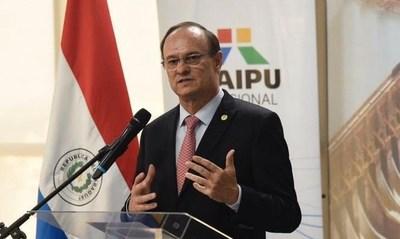 Renunció el Director de Itaipú Ernst Bergen