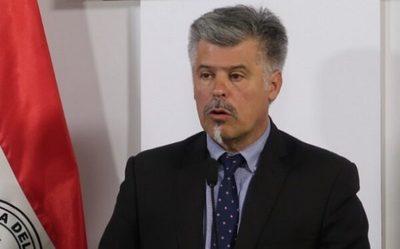 Giuzzio confirma que será ministro del Interior