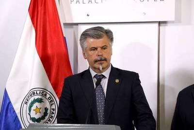 Giuzzio confirma que será el nuevo ministro del Interior