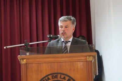 Cambios en el gabinete: Arnaldo Giuzzio nuevo ministro del Interior, Euclides Acevedo Canciller Nacional y Federico González a Itaipú