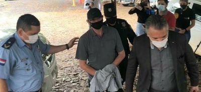 Secuestro de turistas: disponen prisión preventiva del comisario