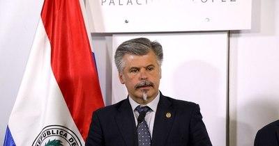 La Nación / Abdo confirma tres cambios en su Gabinete tras renuncia de Bergen