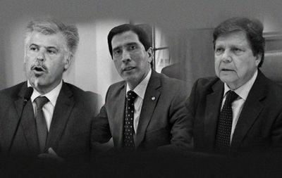 Cambios en el Gabinete: Giuzzio a Interior, Acevedo a Cancillería y González a Itaipú
