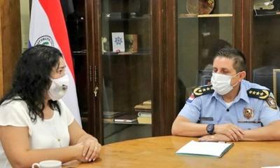 Caso Extorsión a turistas: Ministra de Turismo se reunió con jefes policiales