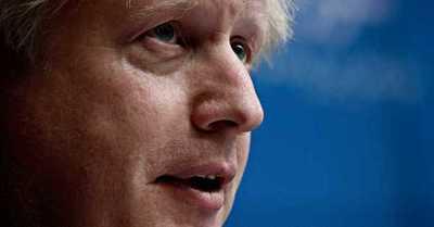 Boris Johnson afirma que hay indicios de que la variante británica del Covid-19 es más mortífera