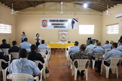 Senatur pide seguridad turística a la Policía Nacional