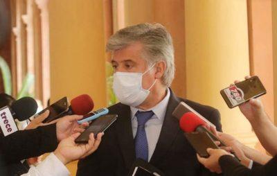 """Giuzzio: """"Voy a hacer que mejore la imagen que opaca a la Policía Nacional"""""""
