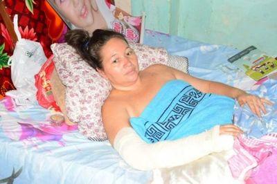 Madre de niña fallecida a causa de borracho al volante clama justicia