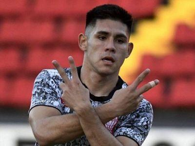 Salcedo suplica salir de Huracán y volver a Olimpia