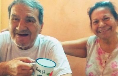 Tiene    80 años, padece   diabetes e hipertensión  y   pudo vencer al covid