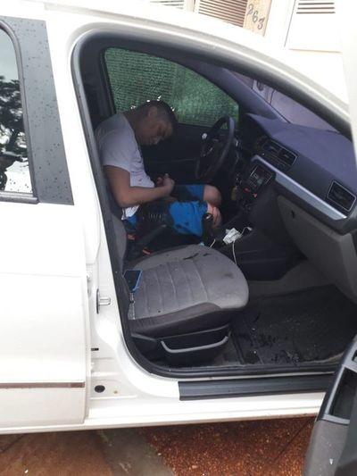 Asesinan a balazos a un joven dentro en Pedro Juan Caballero