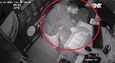 Detienen a autor de múltiples robos en Villa Elisa