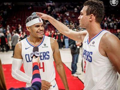 Clippers amplían racha victoriosa y Trae Young encesta 43 puntos