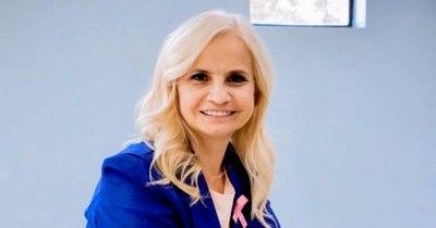 La Nación / Zully Rolón sería la primera mujer en ser ministra de la Senad