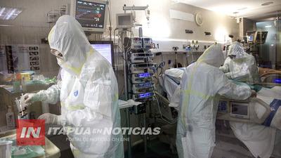 COVID YA LLEGÓ A LOS 30 DISTRITOS DE ITAPÚA