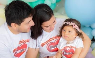 Anuncian fecha de aplicación del Zolgensma en Bianca