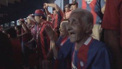 ¡Volá alto doña Rosalía! Fallece emblemática fanática de Cerro