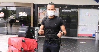 Llegó el 'Relámpago': Gonçalves ya está para reforzar Cerro